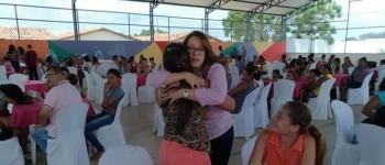 Beneficiárias da Casa de Sopa recebem homenagem especial no Dia da Mulher