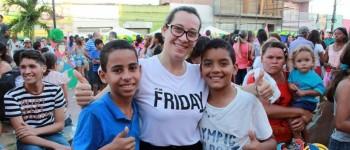 Prefeitura de Lagoa da Canoa comemora o Dia das Crianças