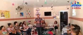 Líderes comunitários cadastrados no PAA se reúnem em Lagoa da Canoa