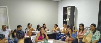 Reunião define logística para a distribuição do pescado na Semana Santa