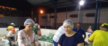 Mais de seis mil famílias receberam pescado durante a Semana Santa