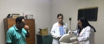Prefeitura vacina colaboradores da empresa Ermor Tabarama