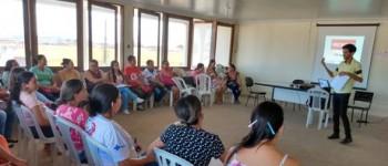 Lagoa da Canoa realiza reunião preparatória para vacinação contra Influenza