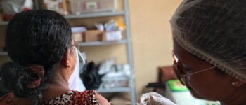 Dia D de vacinação contra gripe é realizado no Povoado Lagoa da Pedra