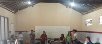 Qualidade da merenda escolar e gestão de recursos são discutidos em Lagoa da Canoa