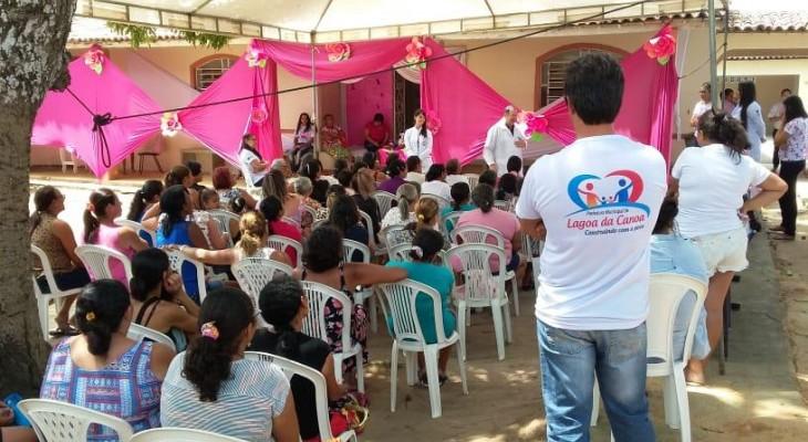 Prefeitura encerra campanha Outubro Rosa e faz balanço positivo