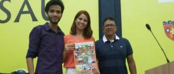 Lagoa da Canoa participa de oficina sobre manuseio e distribuição de testes rápidos de Zika, Dengue e Chicungunya