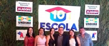 Educação de Lagoa da Canoa é agraciada com o Prêmio Ib Gatto Falcão