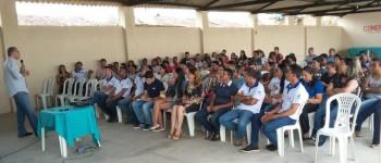 Profissionais da saúde  participam de treinamento com foco em Leishmanioses