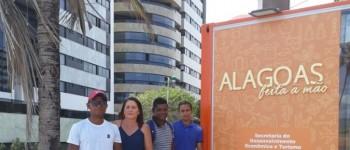 Artistas canoenses participam de exposição no Corredor Vera Arruda em Maceió