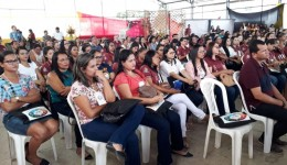 Mais de 300 profissionais da rede municipal participam da III Jornada Pedagógica