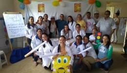 Prefeitura e Conselho Tutelar promovem ações educativas aos alunos da Mata Limpa