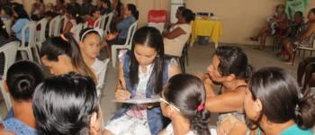 Projeto leva informações aos beneficiários do Bolsa Família em Lagoa da Canoa